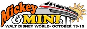 Mickey and MINI - Oct. 13-15, 2006